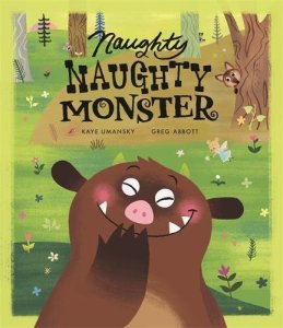 Naughty Naughty Monster