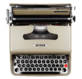 Olivetti_Lettera_22_Typewriter_Marcello_Nizzoli